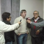 periodista dialogo paco