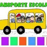 trnsporte escolar