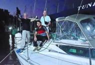 velero tunante