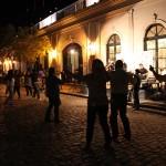 turismo baile en calle