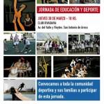 Educacion y deporte