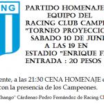racing escudo