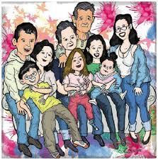 Resultado de imagen para LA TÍPICA FAMILIA ARGENTINA
