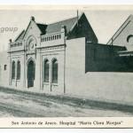 Hospital Morgan antiguo