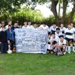 rivadavia campeon sub 15 2017