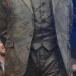 alfonsin estatua