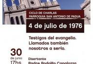 CHARLAS PARROQUIA SA