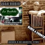 Juan Rubio en Giles