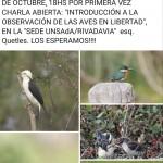 Aves en UNSAdA