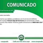 CEOSP Telefonos