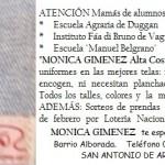 Monica afiche 12