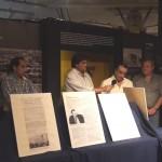 UCR Alfonsin en Areco Jorge Perea