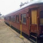 tren presidencial