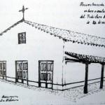 1730- Iglesia de San A. de Areco hasta 1780