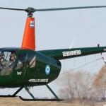 helicoptero de gendarmeria