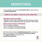 moratoria 5.4